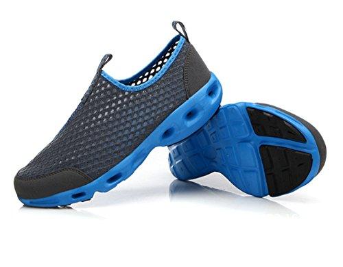 E Support™ Beliebte Paar Modelle Fitness Sportschuhe Schwimmen Surfen Tauchen Aqua Schuhe Grau