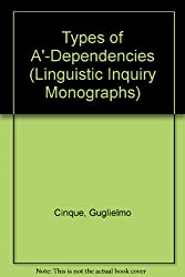 Types of A'-Dependencies