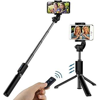 Perche Selfie Trépied avec Télécommande pour iPhone 6s/ 7