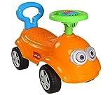 #10: LuvLap Bruno Baby Ride On with Music - Orange
