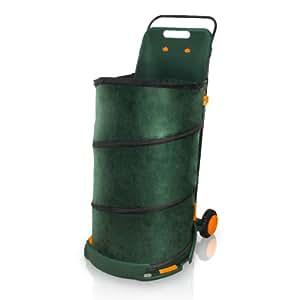 garten sac pliable pour feuilles mortes jeux et jouets. Black Bedroom Furniture Sets. Home Design Ideas