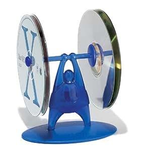 Koziol - 5676-537 - Porte CD sans boite DIMITRI - Bleu