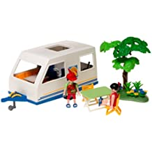 Playmobil - 3236 - Caravane et parents