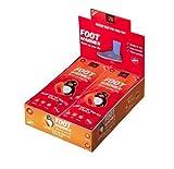 Only Hot Solette riscaldanti Foot Warmer 8H Display Box 24 Coppie di scaldini