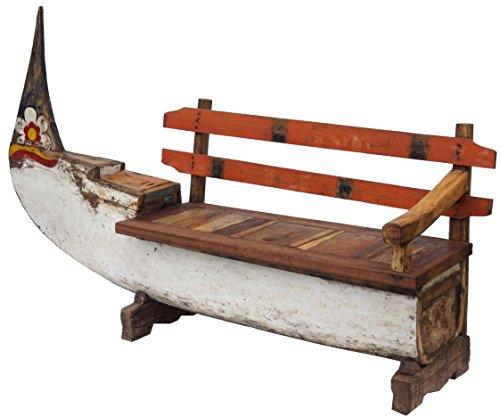 Sitzbank `Boot` / Sitzbänke und Hocker