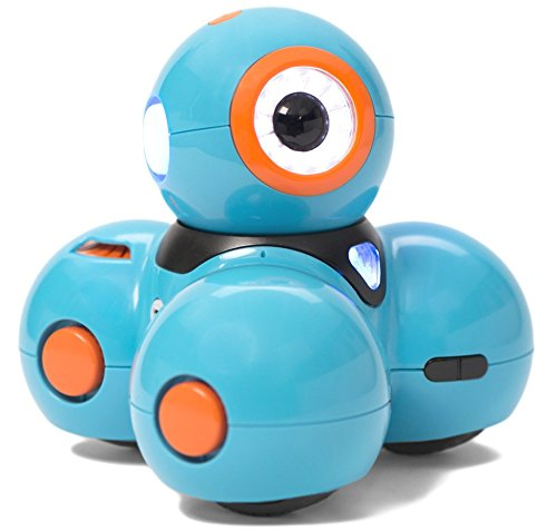 41PE3fiDw%2BL - Wonder Workshop - Robot educativo Dash (DA01)