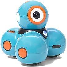 Dash Roboter von Wonder Workshop - das Spielzeug für Jungs und Mädchen um spielend programmieren zu lernen - MINT/STEM Lernroboter mit kostenlosen Apps