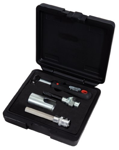 KS Tools 116.2030 Sanitär-Fräser-Kombi-Kit, 4-tlg.