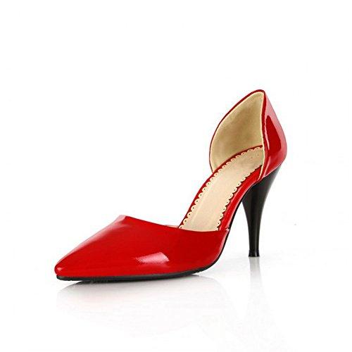 1TO9 , Sandales pour femme Rouge