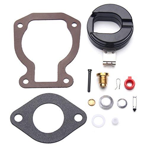 Wooya Réparation Carburateur Kit De Reconstruction Carb W/Float 4-15 HP Johnson Evinrude 398453