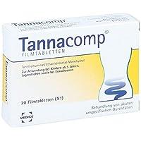 Tannacomp Tabletten, 20 St. preisvergleich bei billige-tabletten.eu