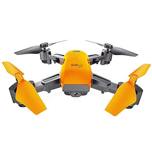 Drone GPS Posizionamento Fotografia Aerea Wi-Fi FPV HD 720P HD Camera FOV 120 ° Quadricottero Pieghevole Automatico Aereo RC Successivo Per Le IDEA7, Follow Me, Altitude Hold, Auto Surround