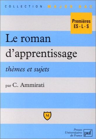 Le roman d'apprentissage : thèmes et sujets