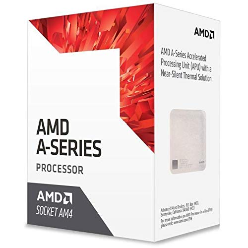 AMD AD950XAGABBOX Processeur Athlon X4 950 (AM4/Quad Core/3.50 GHz/2 MB/65 W)