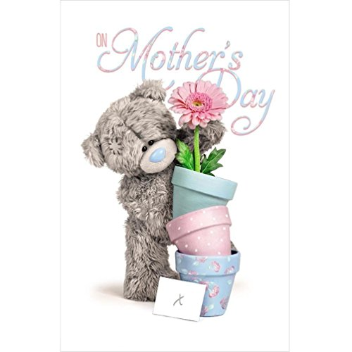 Carte blanche greetings ltd archives outdoor furniture store me to you tatty teddy 3d holographic mothers day card on mothers day m4hsunfo