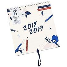 Busy B 2018-19 Mid Year Calendar