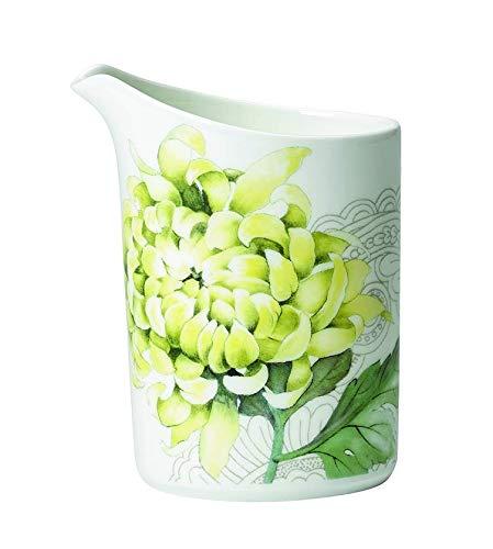 Villeroy & Boch China Creamer (Villeroy & Boch Quinsai Garden Milchkännchen aus Porzellan, Mehrfarbig, 0,22l)