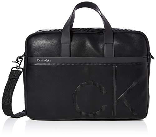 Calvin Klein Ck Up 2g Laptop Bag, Sacs portés épaule...