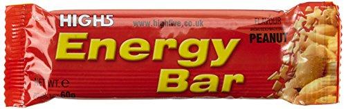 Eb Bar (High5 EnergyBar Peanut (Box of 25), 1er Pack (1 x 1.5 kg))