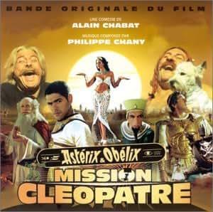 Mission Cléopâtre - Bande originale du film Asterix & Obelix