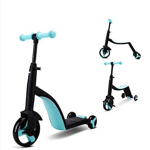 Producto del bebé, Multi-función de la Vespa de tres-en-uno triciclo del bebé de diapositivas Equilibrio...