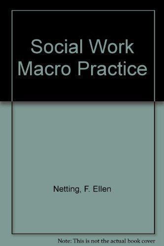 actice by F. Ellen Netting (1998-06-02) ()