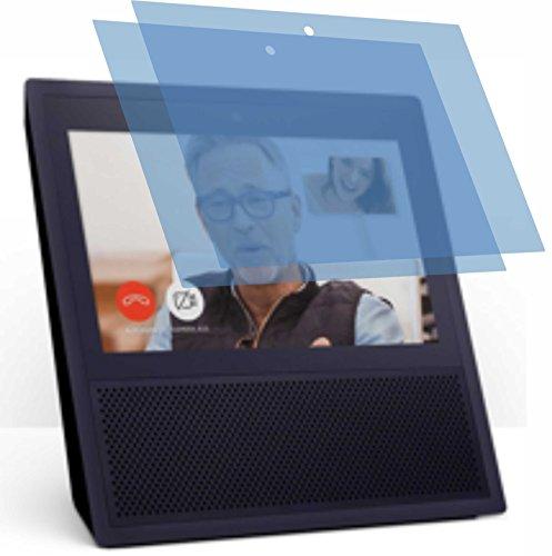 2x ANTIREFLEX matt Schutzfolie für Amazon Echo Show Displayschutzfolie Bildschirmschutzfolie Schutzhülle Displayschutz Displayfolie Folie