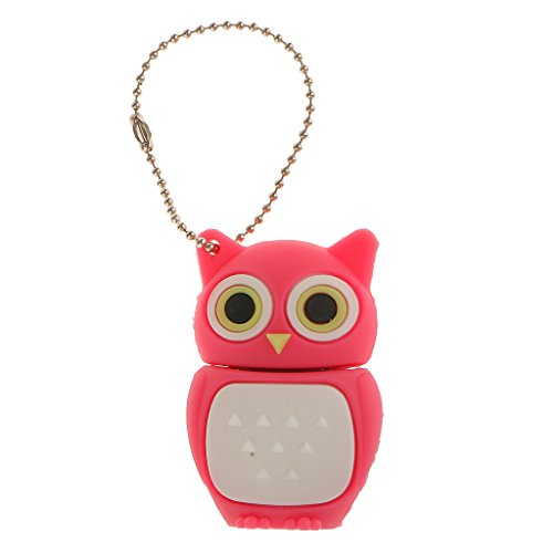 Generic 8GB Cartoon Owl USB 2.0 Flash Disk Pen Drive Storage Memory Stick Solid Data Storage Plug & Play