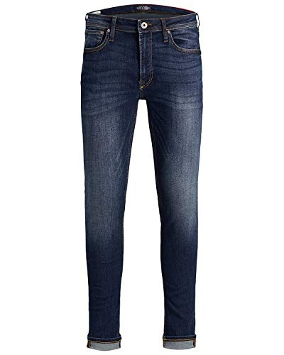 JACK & JONES Jjiliam Jjoriginal Am 014 Lid Noos, Jeans Uomo