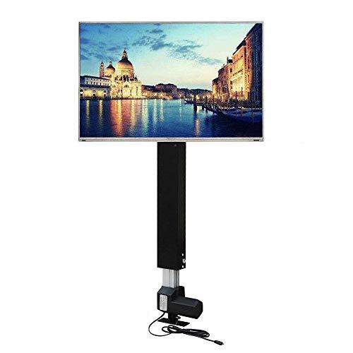 TV Ständer,Elektrisch TV Lift Halterung Höhenverstellbar 700mm,für 26