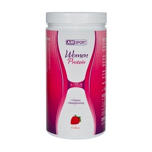 AM SPORT Women Protein Erdbeere 600g - Sport Protein