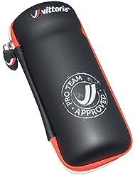 Bidón porta-herramienta-cámaras Vittoria, color negro