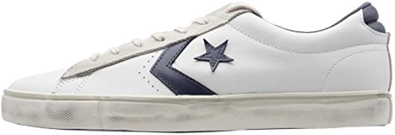 Converse Unisex Erwachsene Lifestyle Pro Lthr VULC OX Sneakers