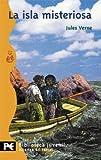 La isla misteriosa: 8010 (El Libro De Bolsillo - Bibliotecas Temáticas - Biblioteca Juvenil)