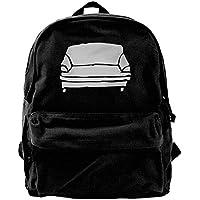 hfysffd Brockhampton,Funny Fashionable Black Canvas Backpacks School Bags For Girl