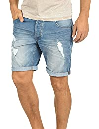 SOLID Toy - Denim Shorts - Homme