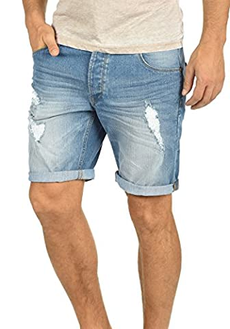 Solid Toy Denim Shorts, Größe:XL;Farbe:Light Blue (9600)