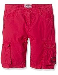 Pepe Jeans London Bermuda Devin Rojo