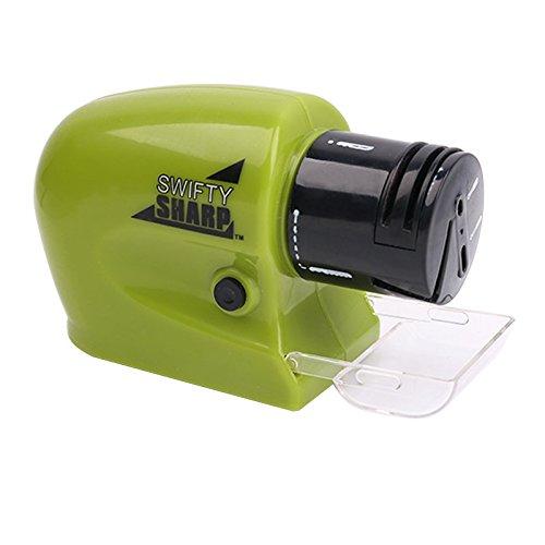 AIQI Küchen motorisierte Messerschärfer Messer Heim elektrische motorisierte Blades Werkzeug- Precision Power Sharpener