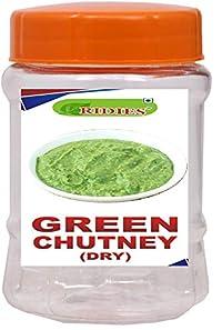 Ridies Instant Green Chutney -Dry (Dhaniya),100g (Pack of 2)