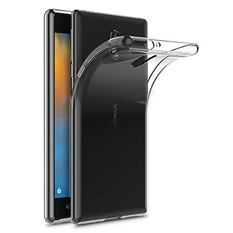 Coque Nokia C3 - Coque Nokia 3, Terrapin Étui Coque en