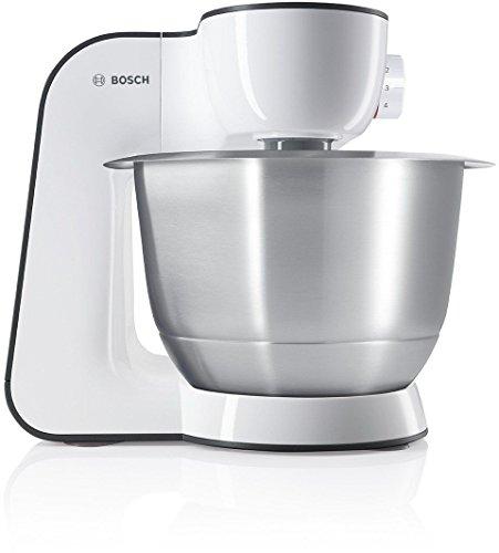 Bosch-Styline-MUM52120-Robot-700-W-Bol-mlangeur-inox-Rpeurminceur-Mixeur-plastique-Crochets-ptrisseurs-Fouets–battre-et–mlanger