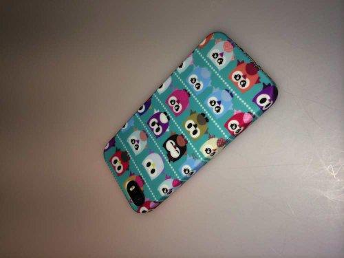 "Apple iPhone 5 / 5s ""kleine Fee"" Case Schutzhülle / Handyhülle Farbe : Gold Eulenbabys"