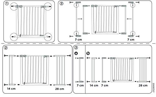 Safety 1st Quick Close ST Verlängerung – 14 cm - 6