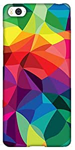 Snoogg Super Colour Pattern Solid Snap On - Back Cover All Around Protection ...