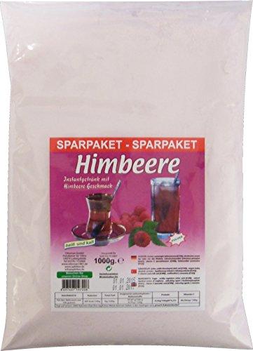 Himbeertee - Teegetränk - türkisches Instant-Pulver (Ottoman) 1KG