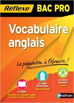 Vocabulaire anglais - BAC PRO de Daniel Bonnet-Piron ( 2 avril 2009 )