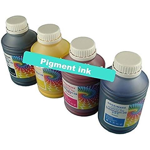 Gowe 8colori 500ml, arte inchiostro pigmentato per EPSON 7880ricarica cartuccia d' inchiostro fotografico