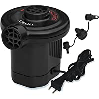 Intex Luftpumpe Quick Fill Pump, schwarz, 230 V