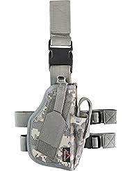 Pistolenholster Tiefzieholster in verschiedenen Farben für Links und Rechts